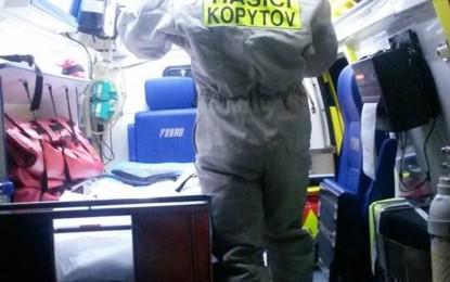 Technická pomoc – likvidace obtížného bodavého hmyzu RZP Bohumín 20.09.2016