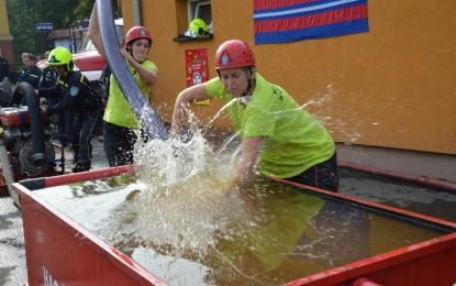 Soutěž požárních družstev SDH Kopytov 24.09.2016