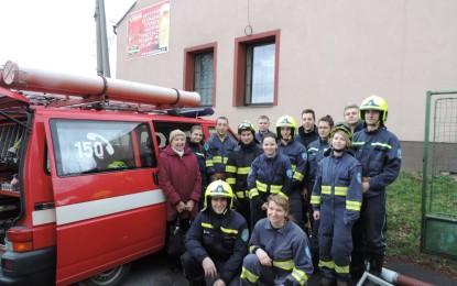 Josefovská přátelská soutěž u hasičů v Rychvaldě 18.03.2017